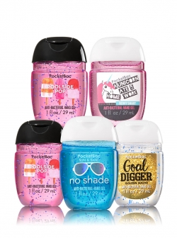 "купить Bath & Body Works Hand Sanitizer No Shade ""Sun & Sand"" недорого"