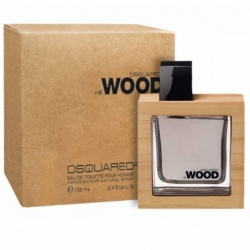 купить DSQUARED² He Wood недорого