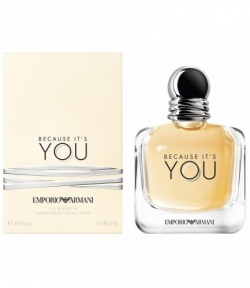 купить Giorgio Armani Emporio Armani Because It's You недорого