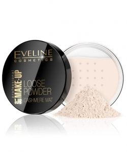 купить Eveline Cosmetics Loose Powder Cashemere Mat недорого