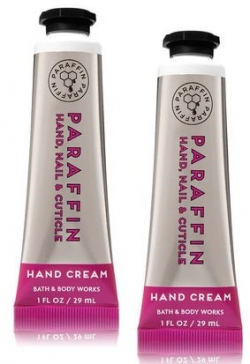 купить Bath & Body Works Paraffin, Hand Nail & Cuticle Cream недорого