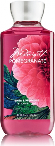 "купить Bath & Body Works Shower Gel ""Midnight Pomegranate"" недорого"