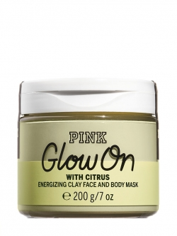 "купить Victoria's Secret Energizing Clay Face and Body Mask With Citrus ""Glow On"" недорого"