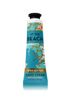 "купить Bath & Body Works Hand Cream ""At The Beach"" (Shea Butter) недорого"