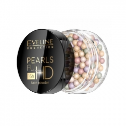 купить Eveline Cosmetics Pearls Full HD 16h Face Powder недорого