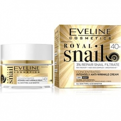 "купить Eveline Cosmetics Крем Концентрат Против Морщин ""Royal Snail"" 40+ недорого"