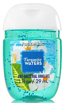 "купить Bath & Body Works Hand Sanitizer ""Turquoise Waters"" недорого"