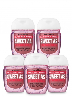"купить Bath & Body Works Hand Sanitizer ""Sweet As Strawberries"" недорого"